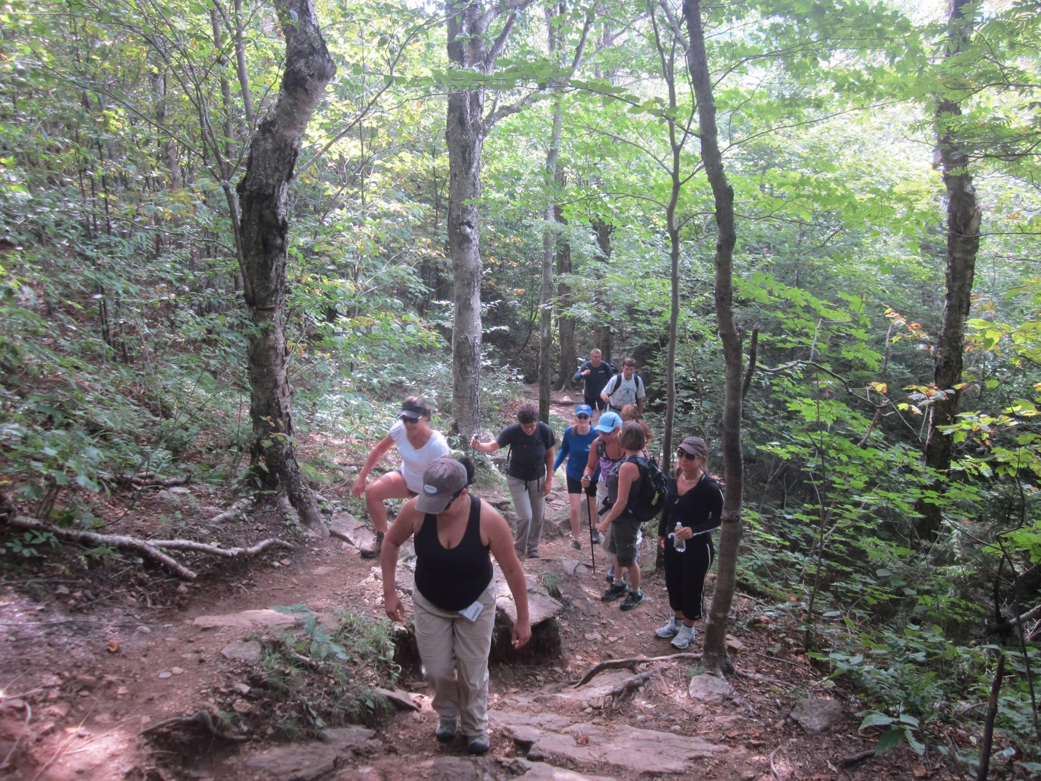 SHSC Hike and Bike Weekend 19