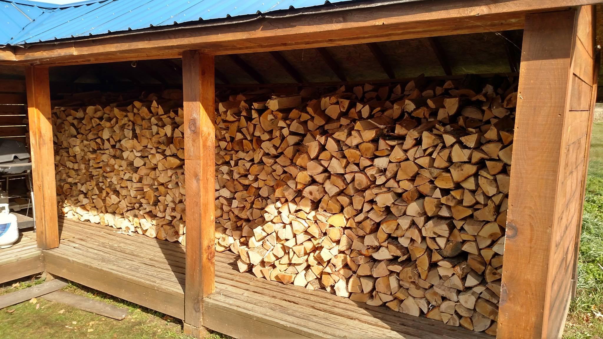 SHSC Lodge Wood Shed 3
