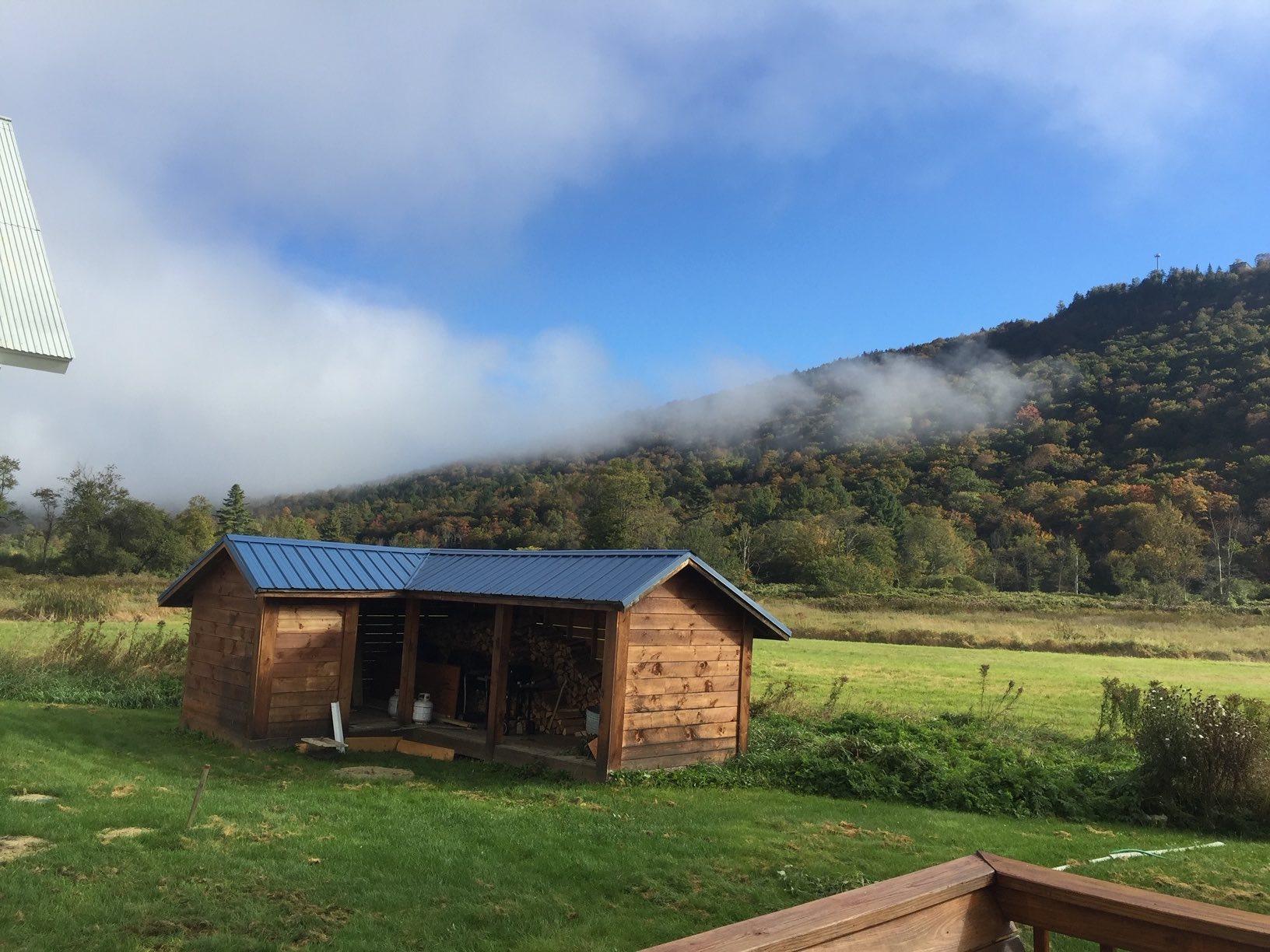 SHSC Lodge - Woodshed