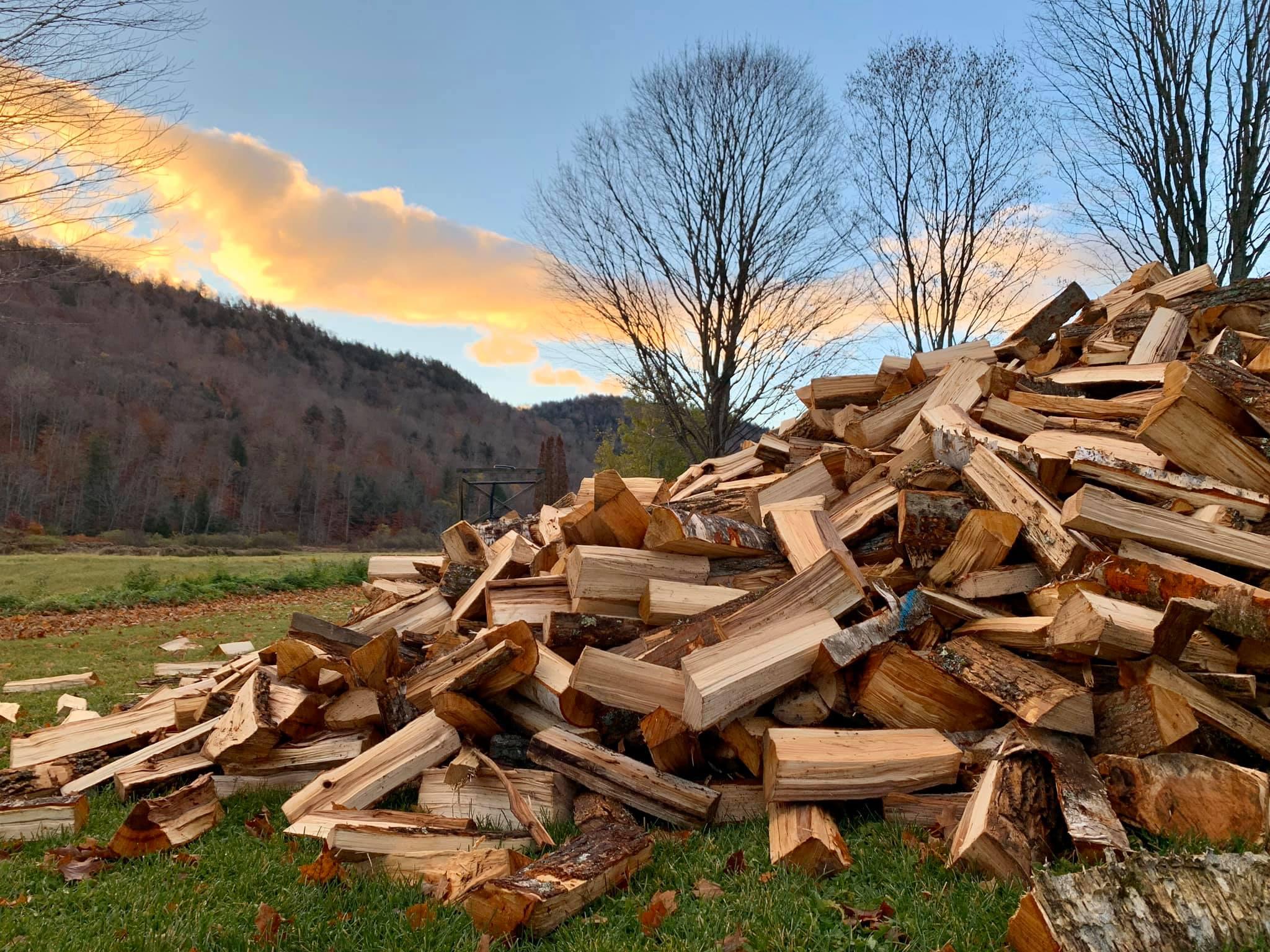 SHSC Wood stacking weekend 2