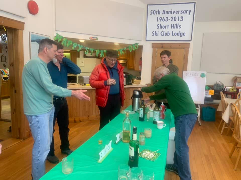 St Patrick's Weekend at the Lodge 7