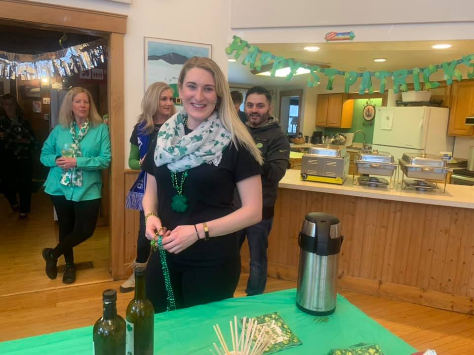 St Patrick's Weekend at the Lodge