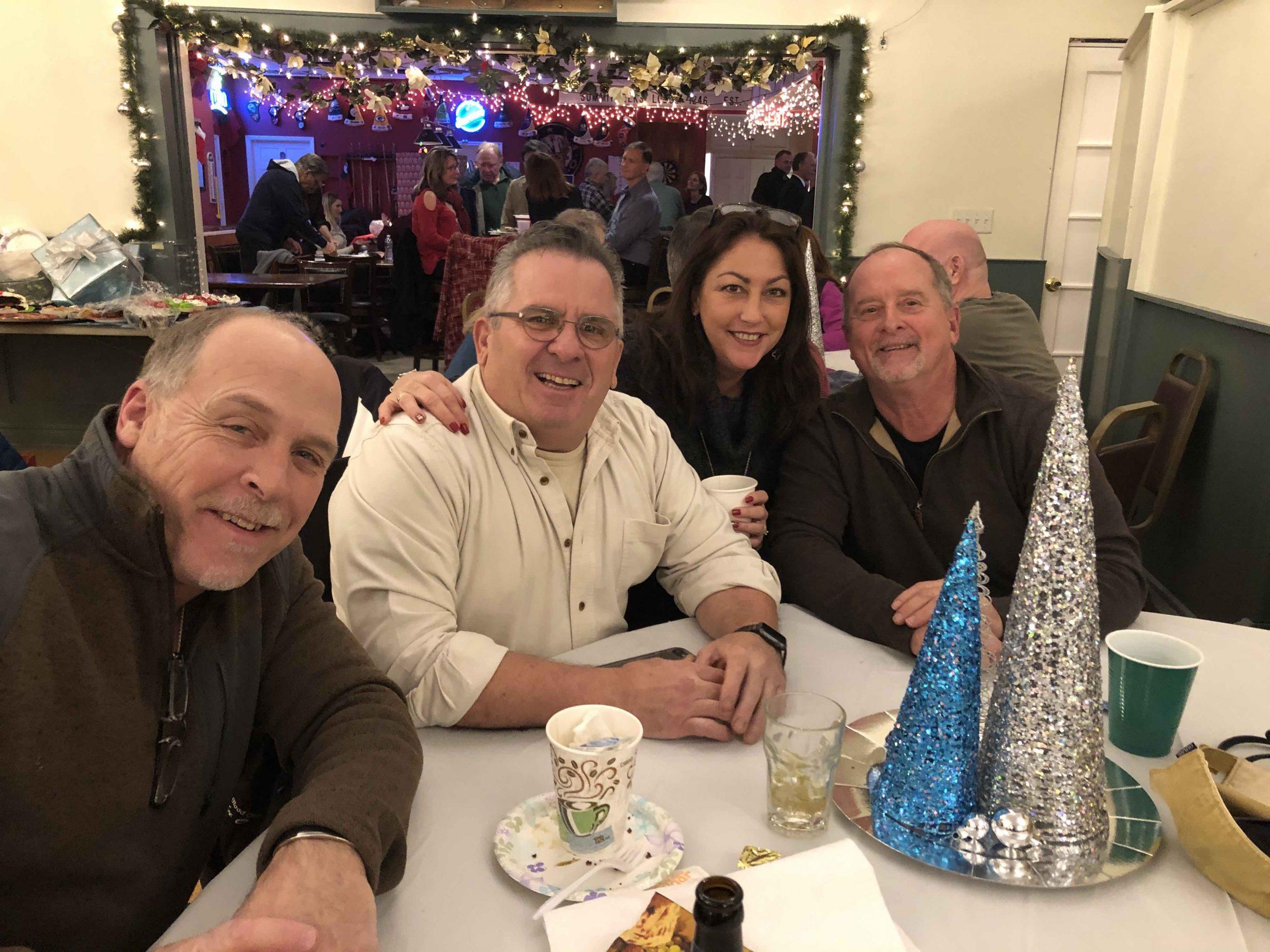 SHSC Christmas Party 2