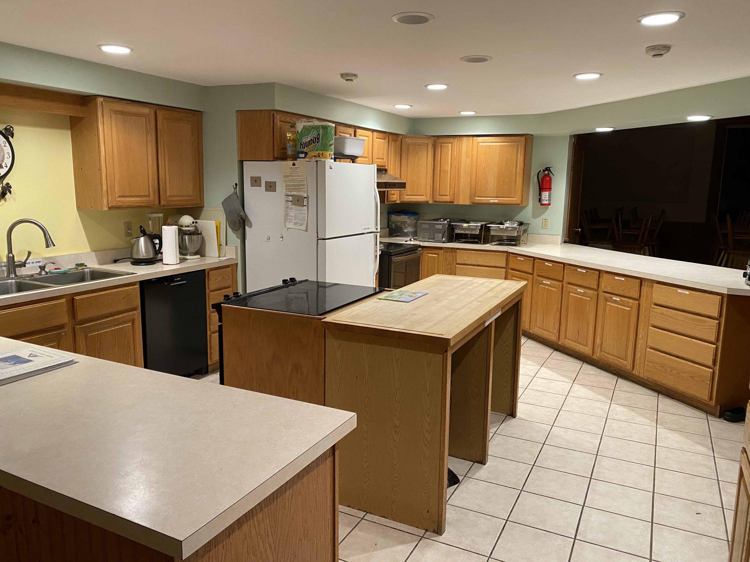 SHSC Lodge Kitchen 2