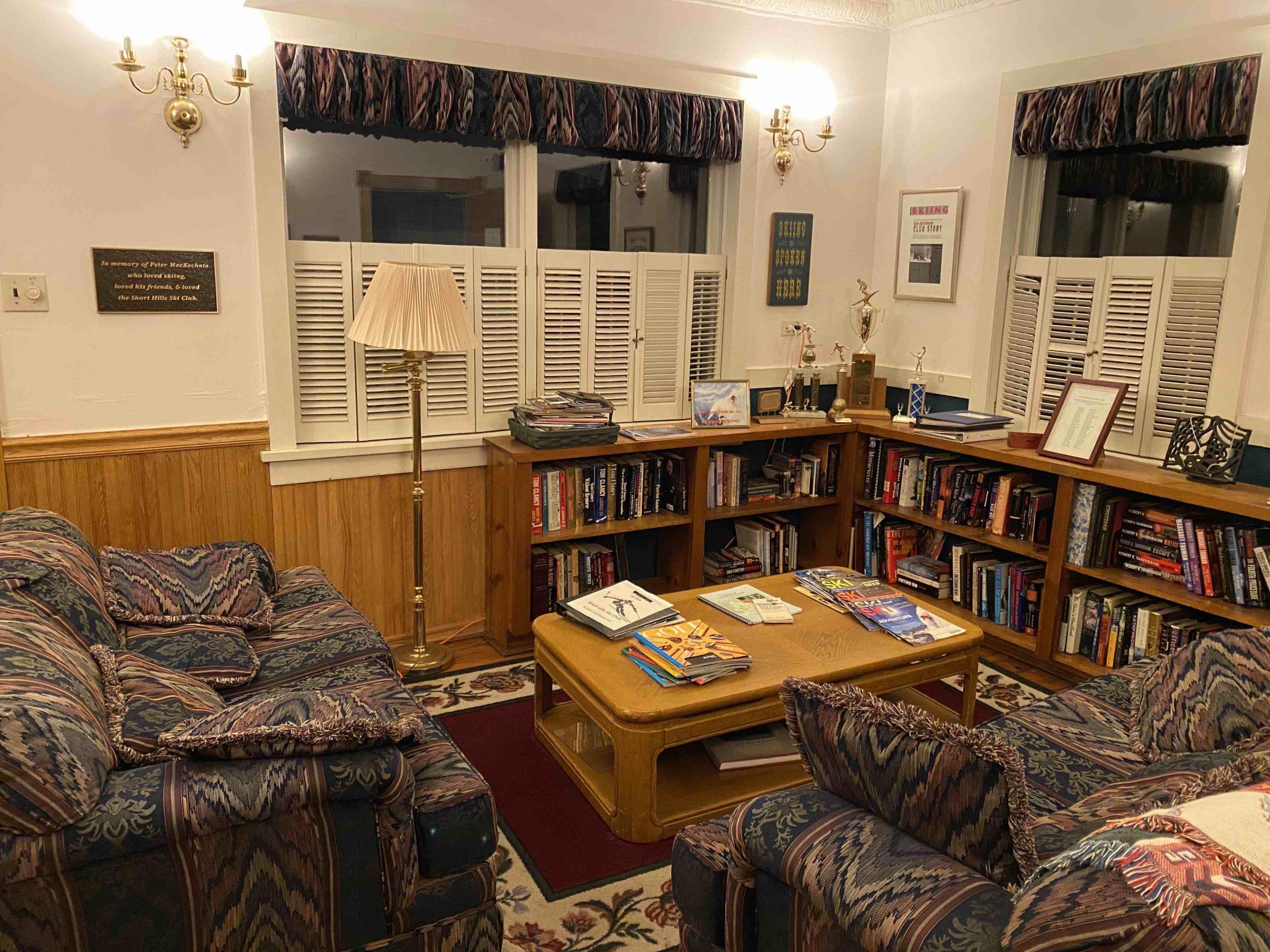 SHSC Lodge Library 2