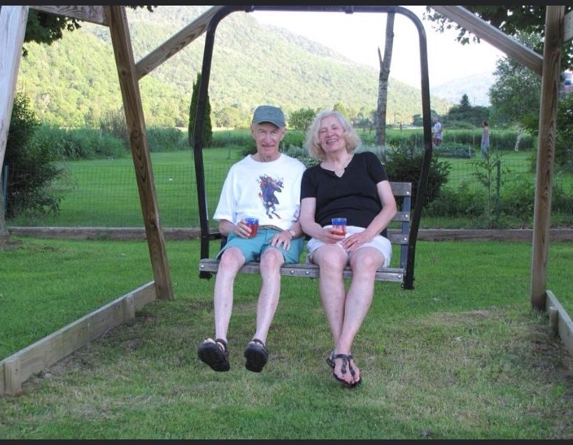 John and Carol Adamson