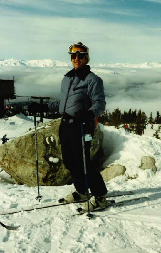 Blackcomb Canada - Larry Posner