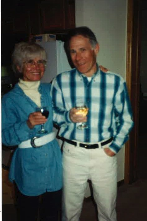 Breckenridge Colorado 1997 - Lee & Dave Kreutzer