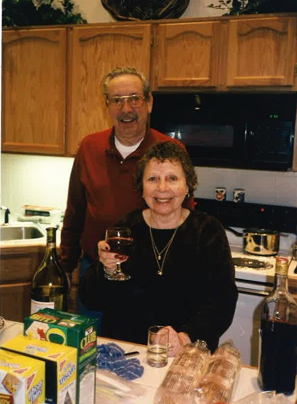 Breckenridge Colorado 1997 - Mary & Ed Thompson