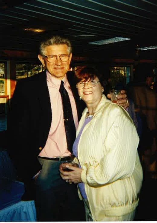 SHSC Banquet 2001 - Ellen & Sonny Kavoes