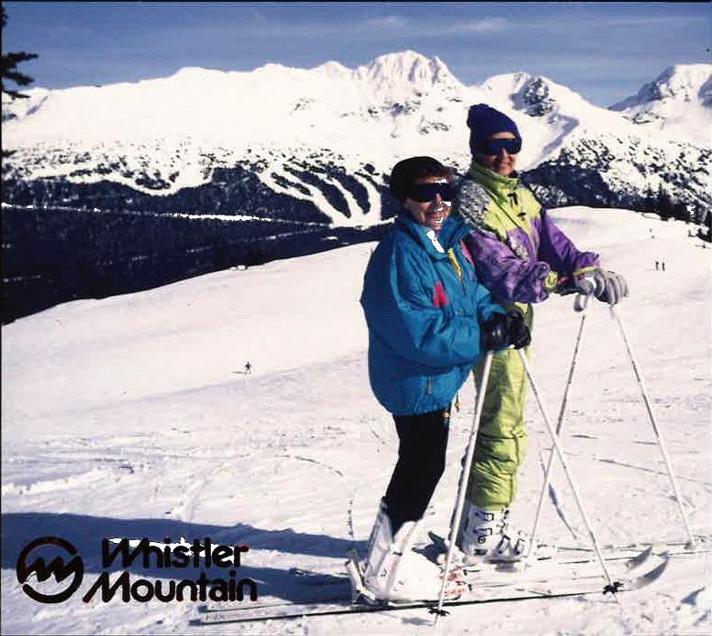 Whistler British Columbia Canada - Mary Thompson & Jan Zymroz